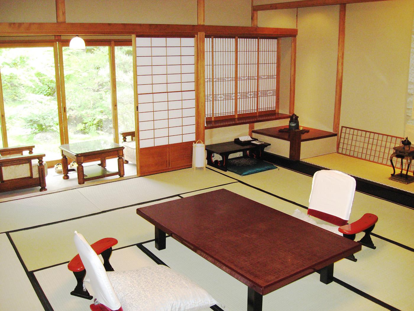戸倉上山田温泉 笹屋ホテル別荘(豊年蟲)